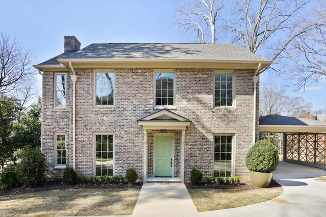 1626 Clifton Terrace NE D, Atlanta, GA 30307 (MLS #9033599) :: Crown Realty Group