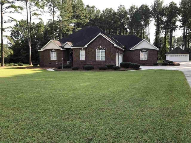 493 Fairfield Drive, Dublin, GA 31021 (MLS #9034634) :: Athens Georgia Homes