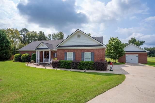 146 Alexander Lakes Drive #13, Eatonton, GA 31024 (MLS #9041217) :: The Heyl Group at Keller Williams