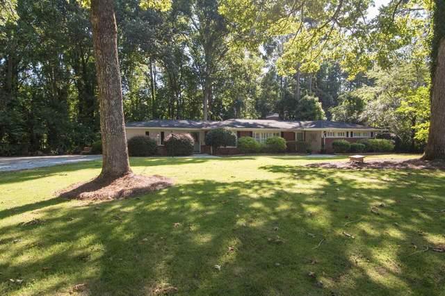 7 Sherwood Drive, Newnan, GA 30263 (MLS #9043641) :: Rettro Group
