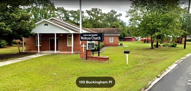 105 Buckingham Place, Brunswick, GA 31525 (MLS #9046991) :: Statesboro Real Estate