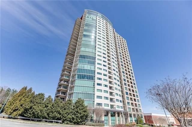 4561 Olde Perimeter Way #2306, Atlanta, GA 30346 (MLS #9052659) :: Statesboro Real Estate