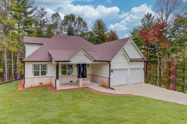 44 Brookside Drive, Blairsville, GA 30512 (MLS #9056702) :: EXIT Realty Lake Country