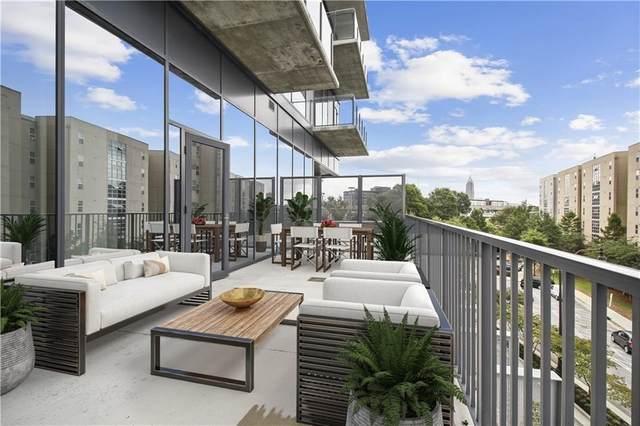 788 West Marietta Street NW #105, Atlanta, GA 30318 (MLS #9061057) :: Statesboro Real Estate