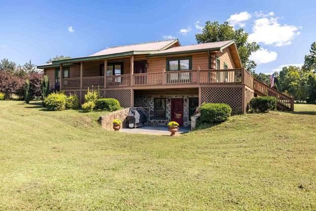 1205 Rush Chapel Road, Adairsville, GA 30103 (MLS #9061303) :: Statesboro Real Estate