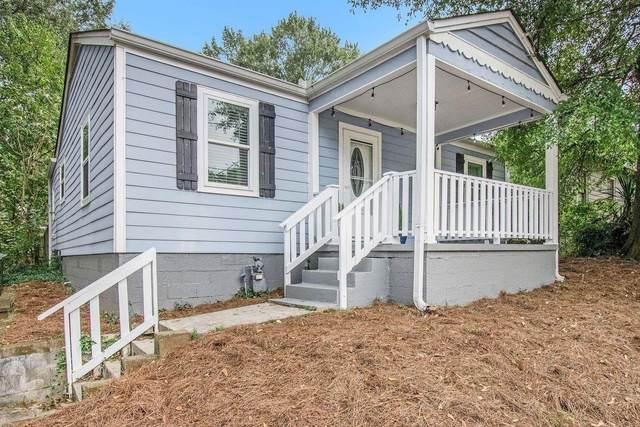 96 Dahlgren Street SE, Atlanta, GA 30317 (MLS #9065402) :: Statesboro Real Estate