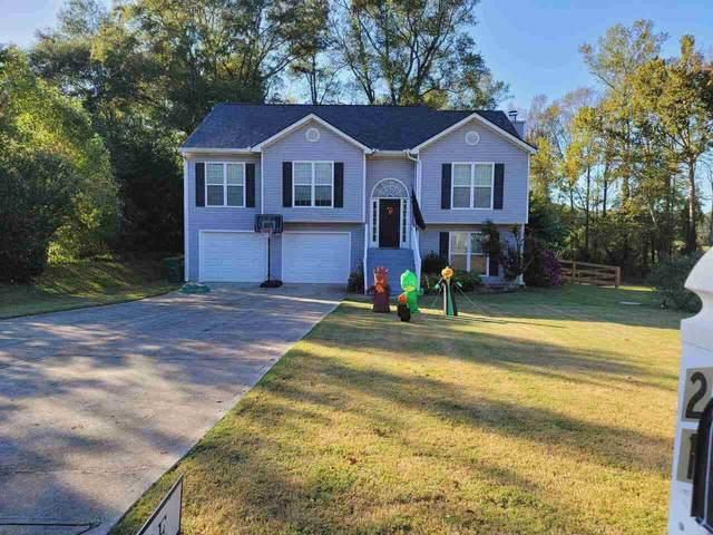 211 Ridgeland Drive, Maysville, GA 30558 (MLS #9067942) :: AF Realty Group