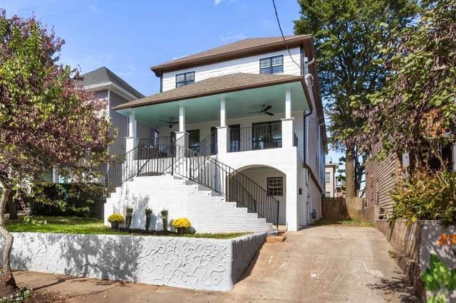 568 John Wesley Dobbs Avenue NE, Atlanta, GA 30312 (MLS #9071096) :: Athens Georgia Homes