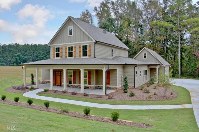 70 Gordon Oaks Way #3, Moreland, GA 30259 (MLS #8319247) :: Royal T Realty, Inc.