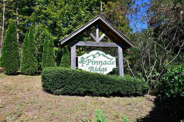0 Pinnacle Ridge Lot 10, Clayton, GA 30525 (MLS #8463638) :: Crest Realty