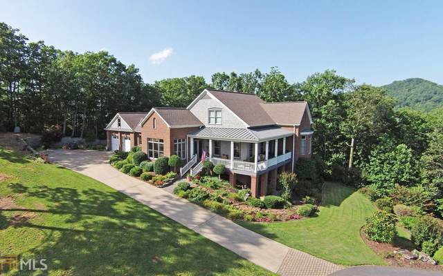 444 Harbour Heights Dr, Hayesville, NC 28904 (MLS #8480638) :: Rettro Group