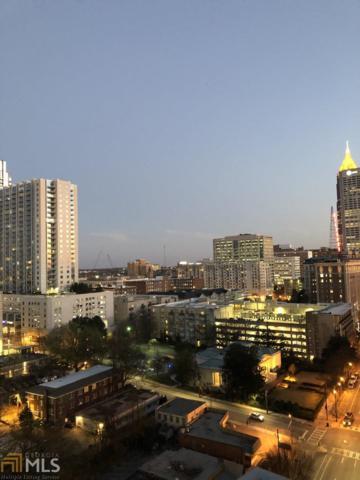 950 W Peachtree St #1711, Atlanta, GA 30309 (MLS #8515951) :: DHG Network Athens