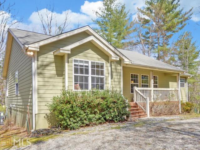 1437 Panorama Dr, Sautee Nacoochee, GA 30571 (MLS #8535772) :: Buffington Real Estate Group