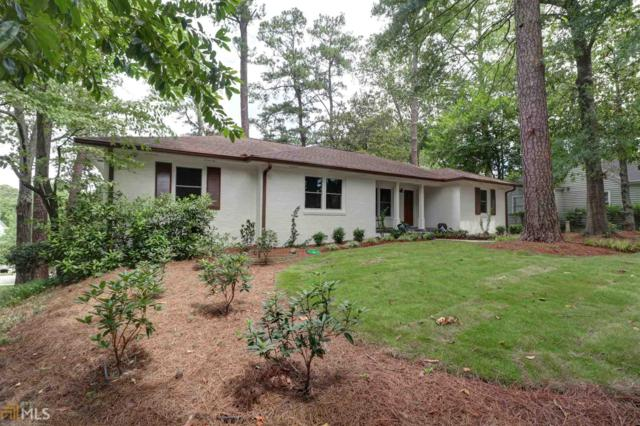 3606 NW Habersham Rd, Atlanta, GA 30305 (MLS #8541686) :: Buffington Real Estate Group