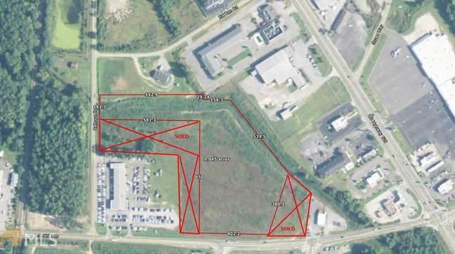 0 Benjamin H Hill Road 5-10, Fitzgerald, GA 31750 (MLS #8570909) :: Crown Realty Group