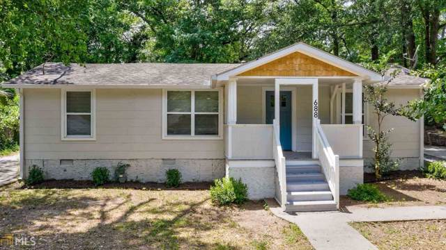 688 S Grand Ave, Atlanta, GA 30318 (MLS #8620800) :: Community & Council