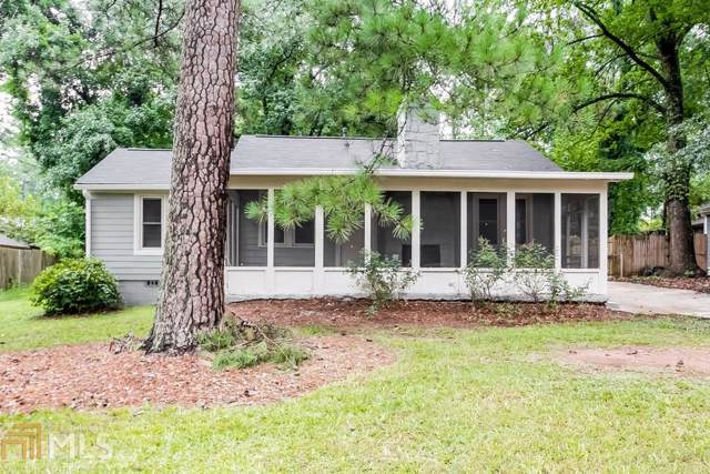 1734 Line St, Decatur, GA 30032 (MLS #8623453) :: Rettro Group