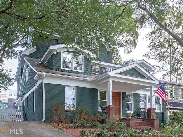 382 Peachtree Ave, Atlanta, GA 30305 (MLS #8659431) :: Military Realty