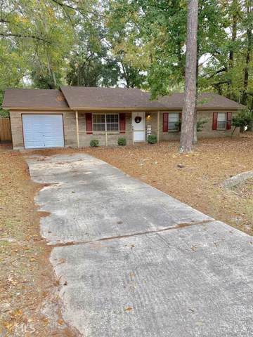 817 Clarks Bluff, Kingsland, GA 31548 (MLS #8679386) :: Military Realty