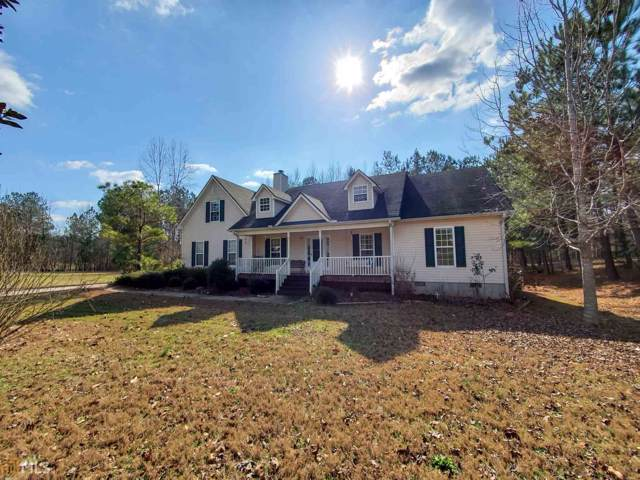 126 Jasons Ridge, Griffin, GA 30223 (MLS #8722290) :: Buffington Real Estate Group