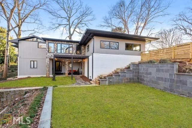 150 Robin Hood Rd, Atlanta, GA 30309 (MLS #8735793) :: Lakeshore Real Estate Inc.