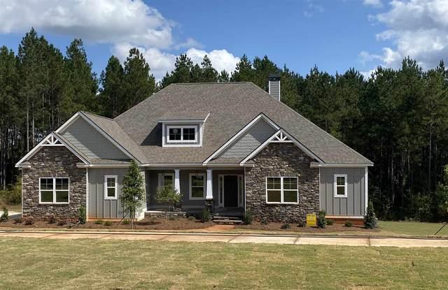 4-121 Fox Hall Crossing West, Senoia, GA 30276 (MLS #8757618) :: Crown Realty Group