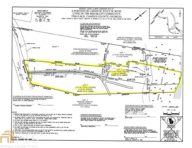0 Oscar Rd 2 & 3, White Oak, GA 31568 (MLS #8776833) :: RE/MAX Eagle Creek Realty