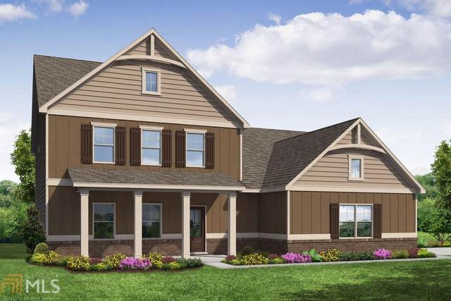 215 Township Dr #85, Senoia, GA 30276 (MLS #8777357) :: Keller Williams Realty Atlanta Partners