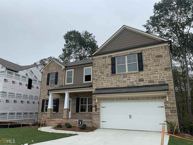 164 Creekside Bluff Way 82A, Auburn, GA 30011 (MLS #8798845) :: Military Realty