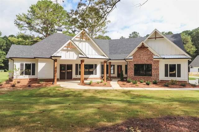 505 Harris Rd #2, Fayetteville, GA 30215 (MLS #8805703) :: Keller Williams Realty Atlanta Classic