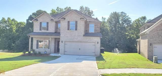 204 Amelia Way Lot 23, Ellenwood, GA 30294 (MLS #8816102) :: Rettro Group