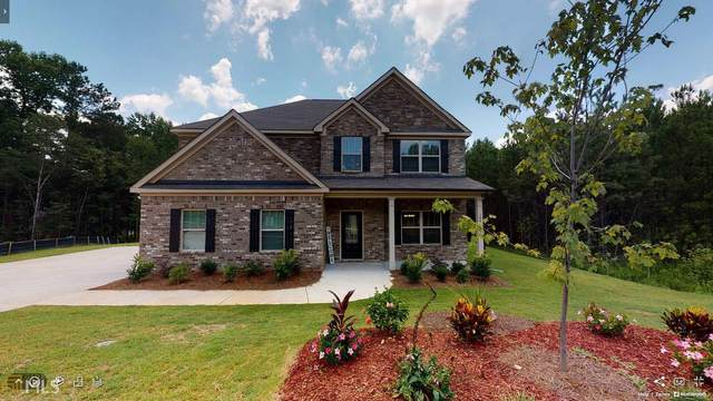 196 Amelia Way Lot 25, Ellenwood, GA 30294 (MLS #8825600) :: Rettro Group