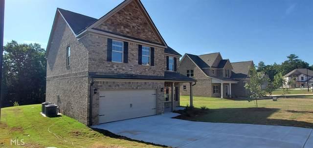 192 Amelia Way Lot 26, Ellenwood, GA 30294 (MLS #8825608) :: Rettro Group