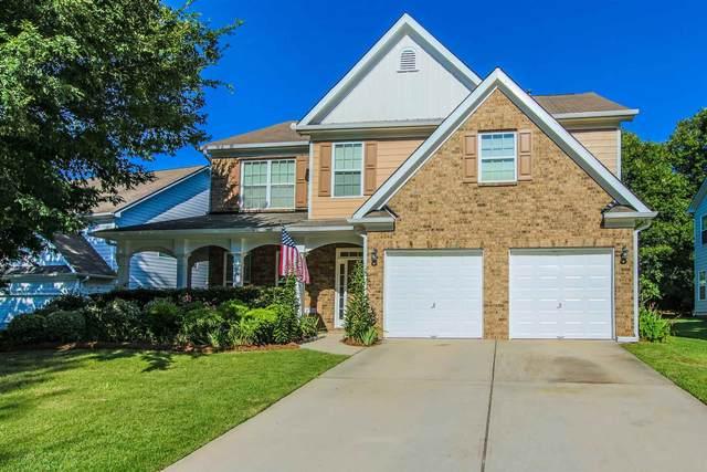 93 Lakeshore Pkwy, Newnan, GA 30263 (MLS #8838257) :: Keller Williams Realty Atlanta Classic