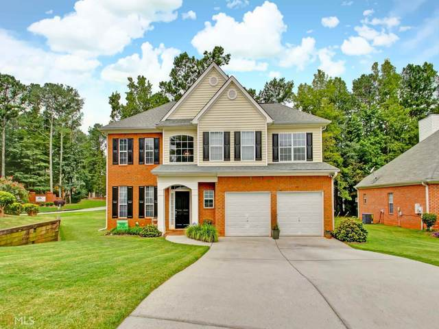 100 Mcintosh Place Dr, Fayetteville, GA 30214 (MLS #8860344) :: Military Realty