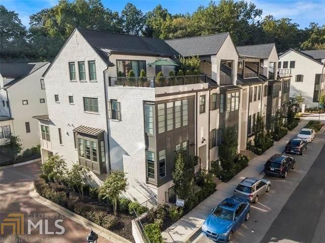 4510 Collins Ave #9, Atlanta, GA 30342 (MLS #8862046) :: Tim Stout and Associates