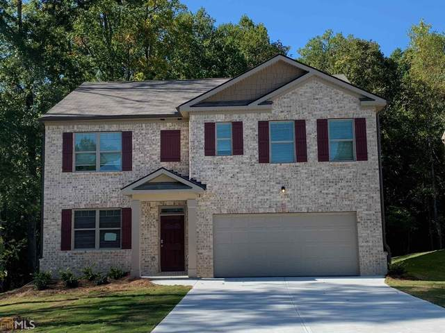4031 Lilly Brook Dr #43, Loganville, GA 30052 (MLS #8862556) :: Military Realty