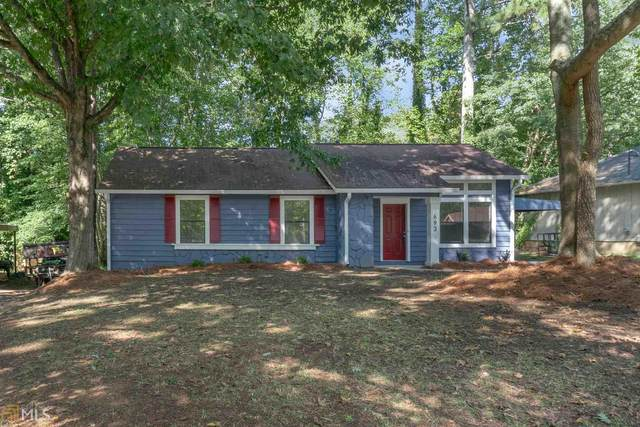 693 Utoy Cir, Atlanta, GA 30331 (MLS #8863920) :: Military Realty
