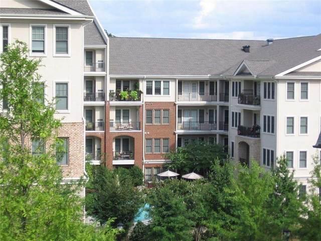 3621 SE Vinings Slope #1430, Atlanta, GA 30339 (MLS #8864697) :: Rettro Group