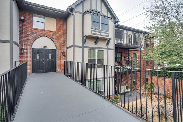 6851 Roswell Road K24, Atlanta, GA 30328 (MLS #8865343) :: Tim Stout and Associates
