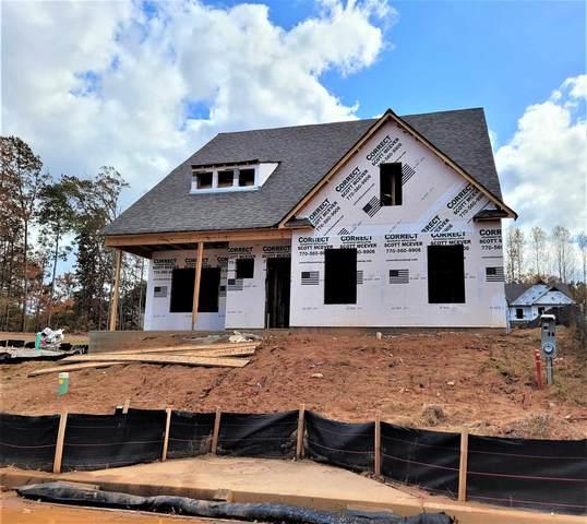 23 Ulsh Park Dr #37, Newnan, GA 30265 (MLS #8867857) :: Keller Williams Realty Atlanta Partners