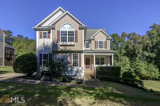 16 Redwine Overlook, Newnan, GA 30263 (MLS #8867904) :: Tim Stout and Associates