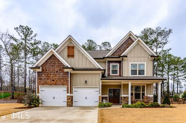 55 Roberson Dr, Cartersville, GA 30121 (MLS #8868597) :: Keller Williams Realty Atlanta Partners