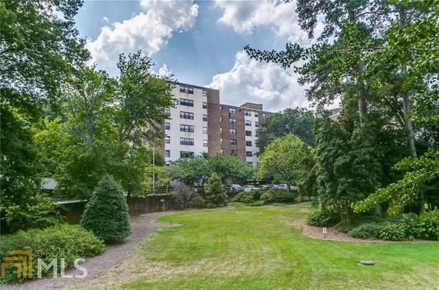 2965 Pharr Court South South Nw #510, Atlanta, GA 30305 (MLS #8870253) :: Buffington Real Estate Group