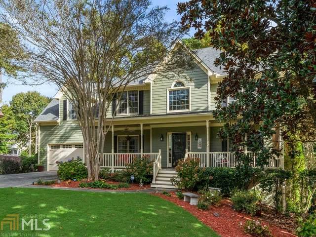 450 Chatfield Pointe, Marietta, GA 30064 (MLS #8875510) :: Tim Stout and Associates