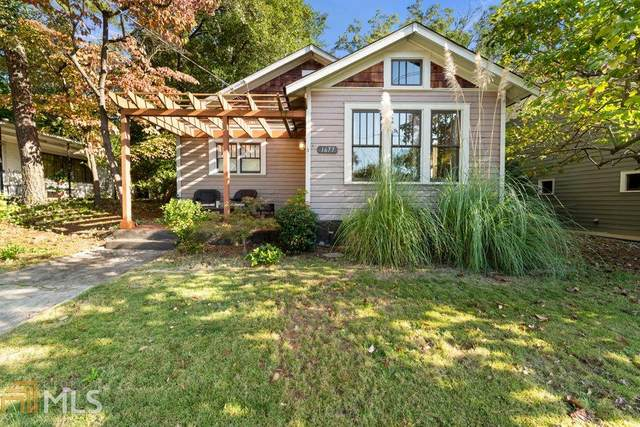 1677 Neely Ave, East Point, GA 30344 (MLS #8875685) :: Tim Stout and Associates