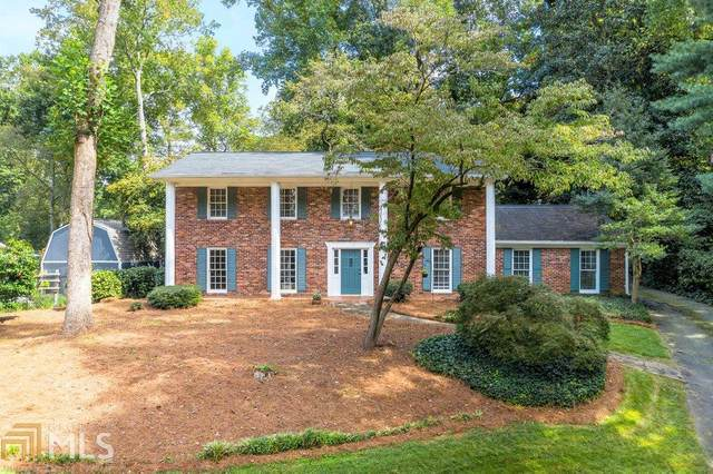 2403 Saint Andrews Ct, Atlanta, GA 30345 (MLS #8875917) :: AF Realty Group