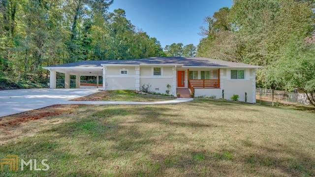 1965 Childress Dr, Atlanta, GA 30311 (MLS #8876045) :: Athens Georgia Homes