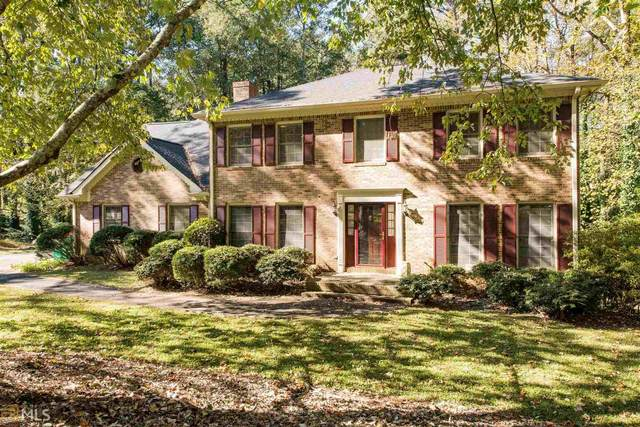 1594 Howell Highlands Dr, Smoke Rise, GA 30087 (MLS #8883333) :: Keller Williams Realty Atlanta Partners