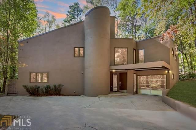 1042 Nawench Dr, Atlanta, GA 30327 (MLS #8884925) :: Bonds Realty Group Keller Williams Realty - Atlanta Partners